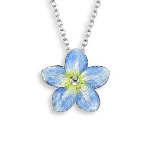 nicole barr forget me not necklace