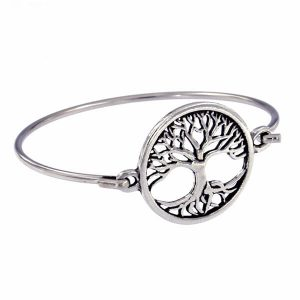 st justin tree of life bangle