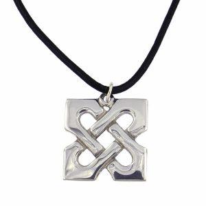 st justin celtic square cross