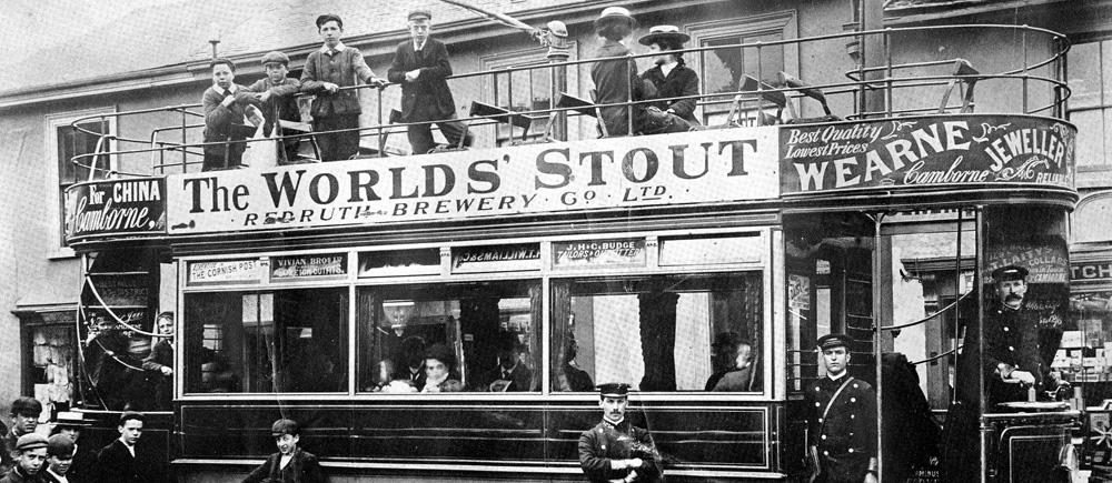 old wearnes bus advert image