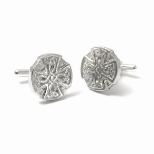 south crofty celtic cufflinks