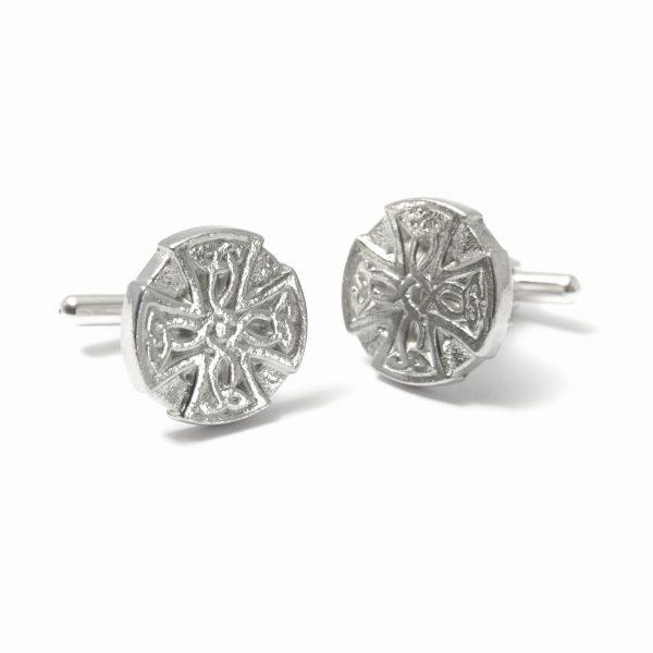 south crofty celtic cufflinks