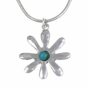 st justin dahlia necklace