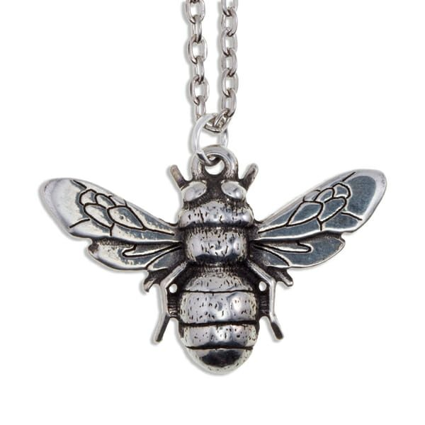 st justin bee necklace