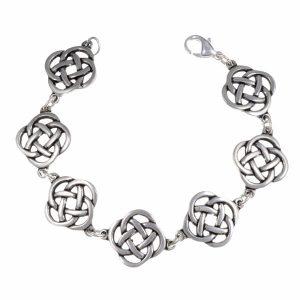 st justin celtic bracelet