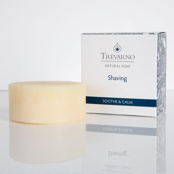 Image of Natural organic shaving soap