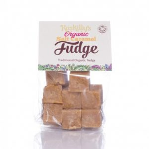 roskillys corish salted caramel fudge
