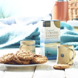 image of cornish fairrings spiced biscuits