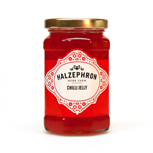 Image of chilli jelly from halzephron
