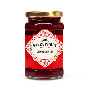 Image of cornish jam from halzephron