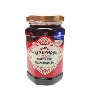 Image of cornish jewel blackcurrent jam from halzephron