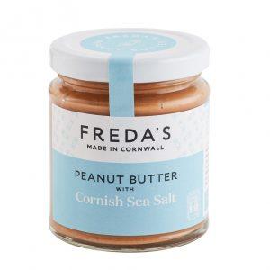 Image of Cornish seasalt peanut butter