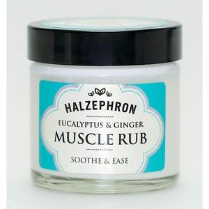 image of cornish eucalyptus muscle cream