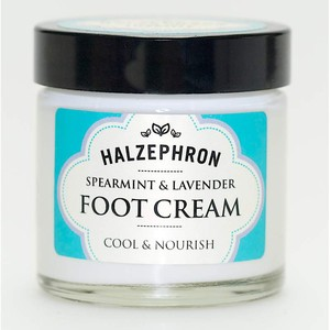 image of cornish lavender foot cream