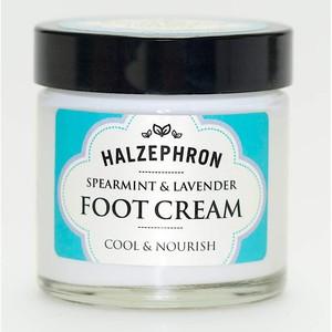 image of cornish lavender foot cream