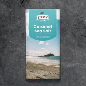 Cornish Salted Caramel Chocolate