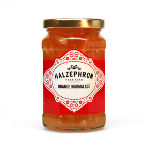 Image of cornish orange marmalade from halzephron