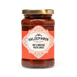 Image of halzephron pasta sauce