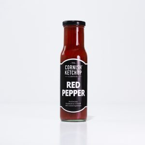Image of cornish red pepper ketchup