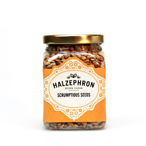 Image of scrumptious seeds from Halzephron