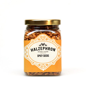 Image of halzephron spicy seeds