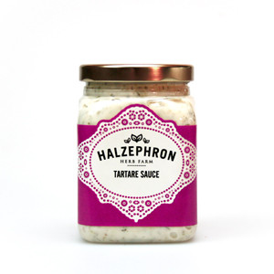 Image of tartare sauce from halzephron