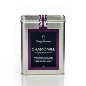 image of cornish chamomile tea
