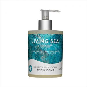 image of soothing seasalt hand wash