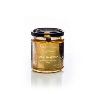 image of Cornish honey from tregothnan