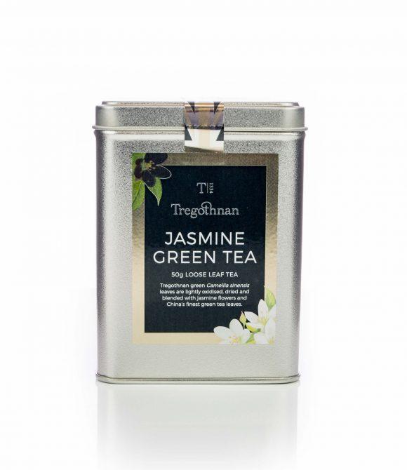 image of Cornish jasmine green tea
