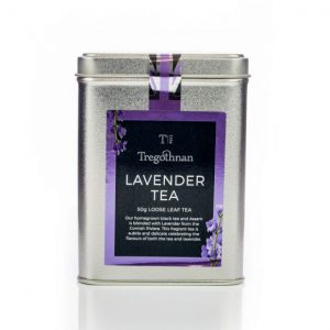 image of cornish lavender black tea
