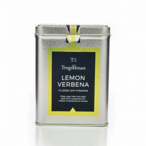 image of cornish lemon verbena tea