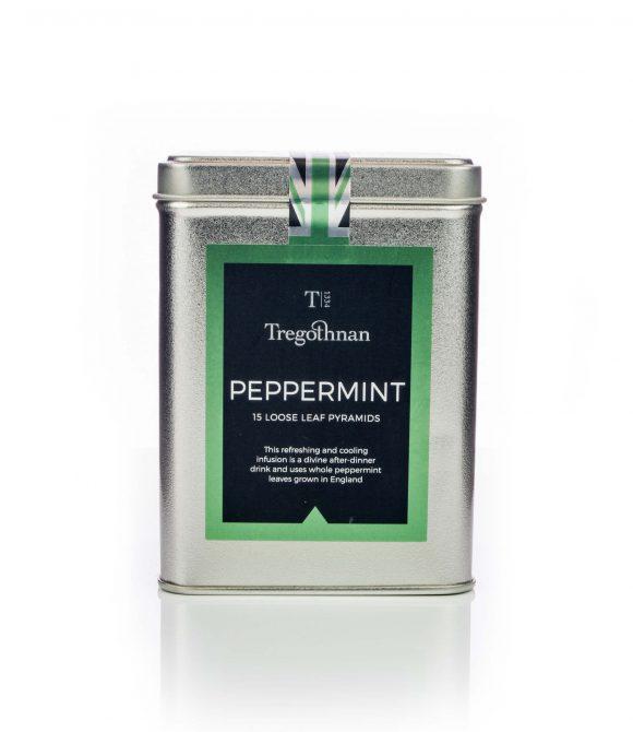 image of cornish peppermint infusion tea