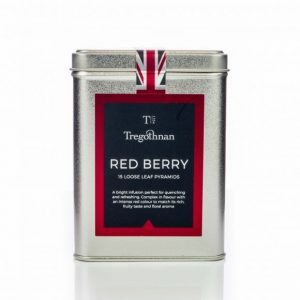 image of cornish red berry tea