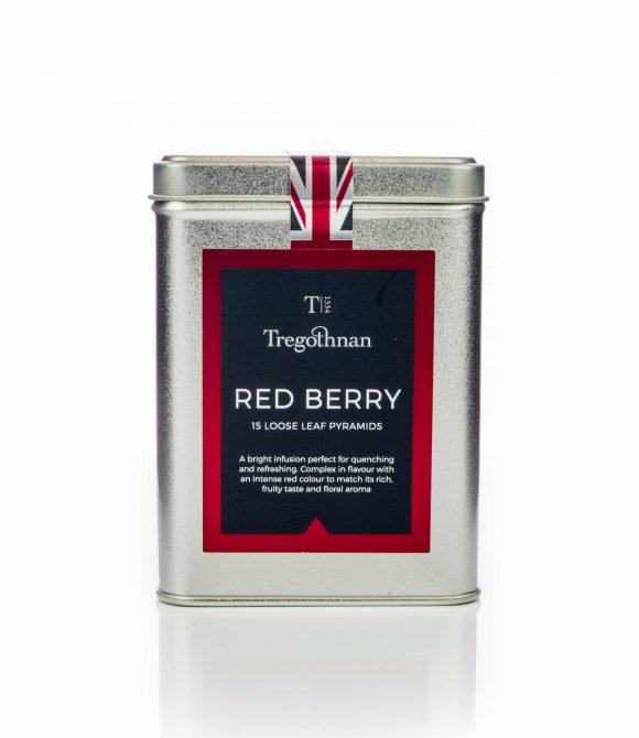 image of cornish red berry tea