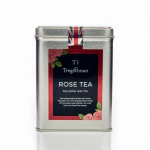 image of cornish rose infusion tea