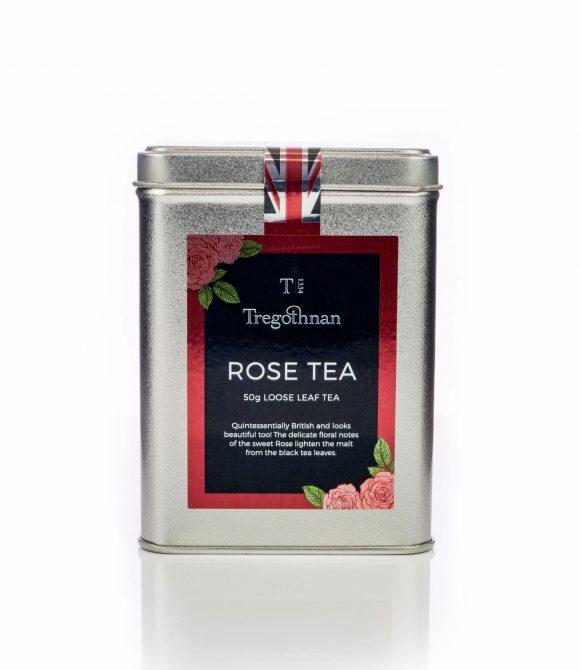 image of cornish rose infusion tea