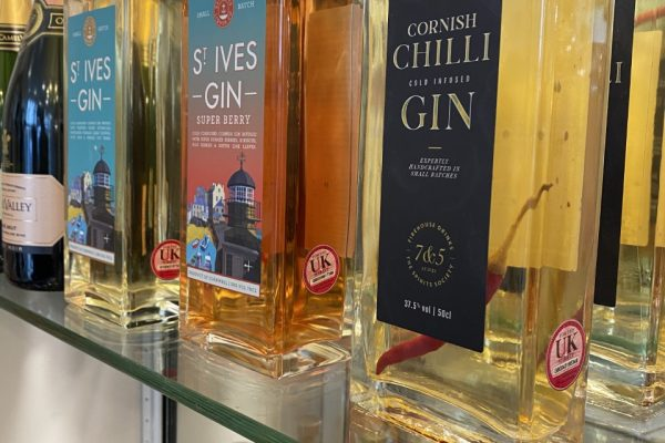 everything cornish st ives gin