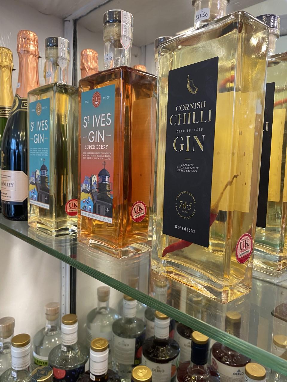 everything cornish st ives gin