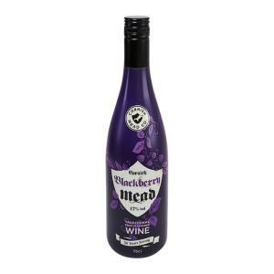 cornish blackberry mead wine