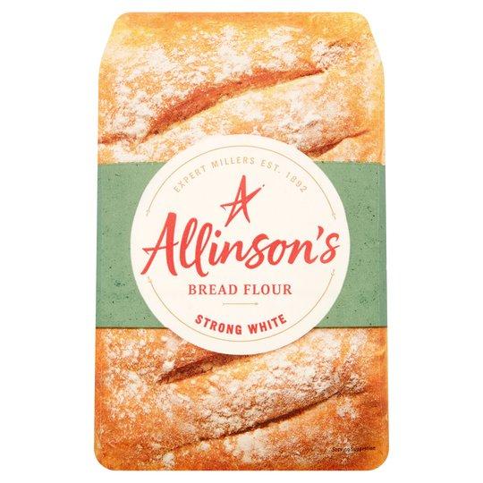 image of allinsons bread flour