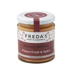 Fruit spice peanut butter