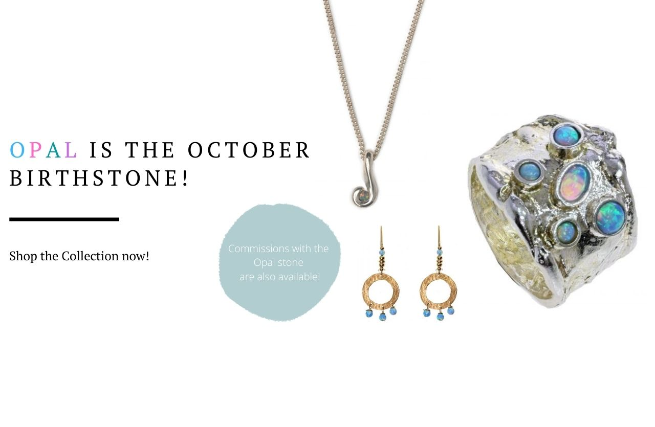 Opal birthstone for october