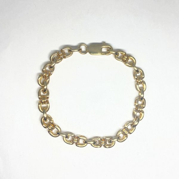 9ct Gold Apollo Bracelet