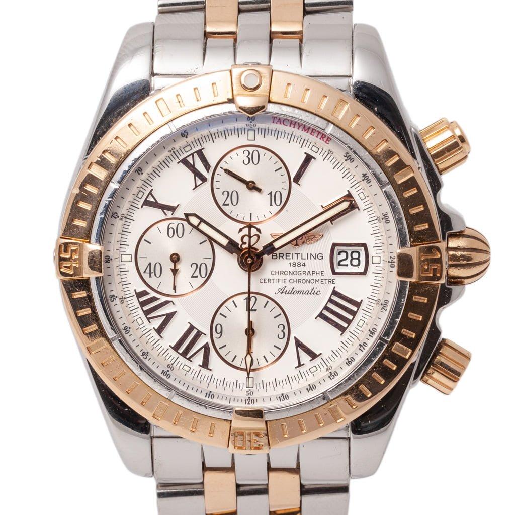 Wearnes jewellers Breitling watch