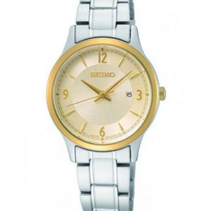 Ladies Gold Dial Watch