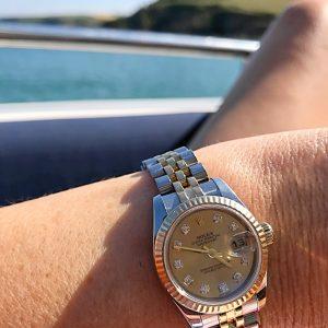 Ladies Rolex Datejust 2008