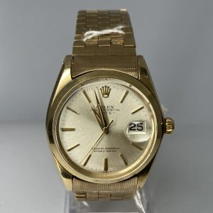 Gold Rolex Oyster Perpetual